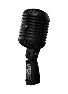 Shure Shure 2017 Limited Edition Deluxe Vocal Microphone (Pitch black)
