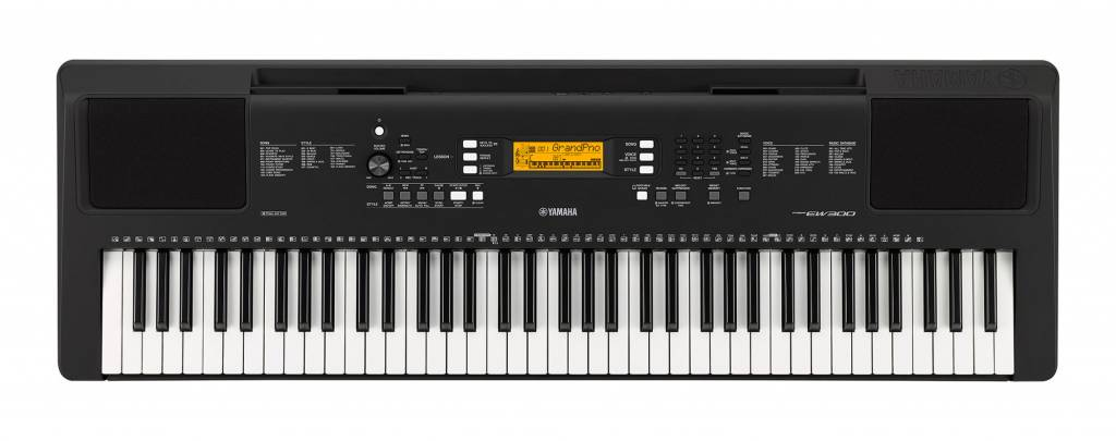 Yamaha Yamaha PSR EW300FB 76 Key Portable Keyboard