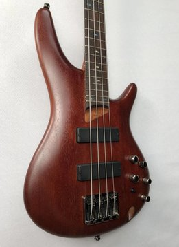 Ibanez Ibanez Soundgear 500 Series 4 String Bass, Brown Mahogany