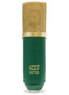 MXL MXL V67GS Studio Condenser Microphone