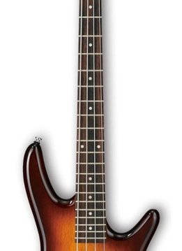 Ibanez Ibanez Gio Mikro 4 String Bass,  Brown Sunburst