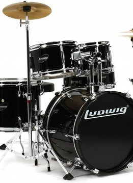 Ludwig Ludwig Junior Drumset - Black