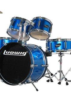 Ludwig Ludwig Junior Drumset - Deep Blue