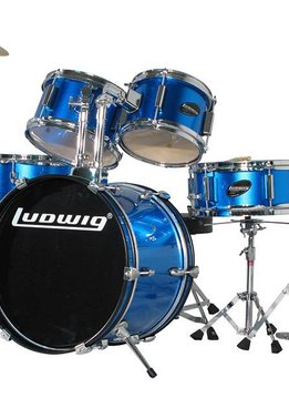 Ludwig Ludwig Junior Drumset - Deep Blue