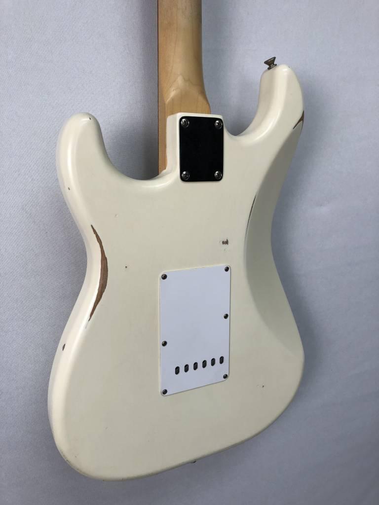 Fender Fender Road Worn '60s Stratocaster Olympic White
