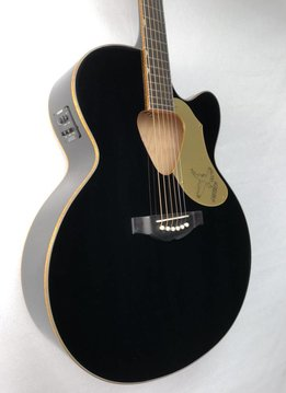Gretsch Gretsch G5022CBFE Rancher™ Falcon™ Jumbo Cutaway Acoustic/Electric, Black