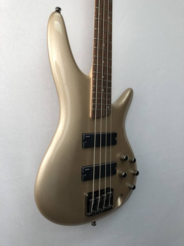 Ibanez Ibanez Soundgear 300 Series 4 String Bass, Champagne Gold