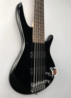 Ibanez Ibanez Gio 200 Series 6 String Bass, Gloss Black