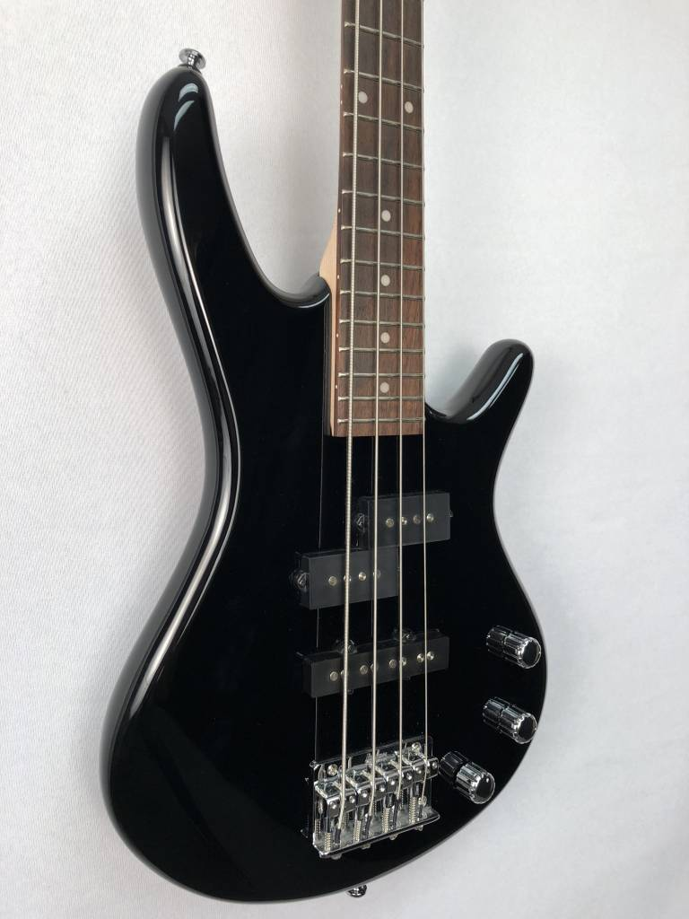 ibanez ibanez gio mikro 4 string bass gloss black sims music. Black Bedroom Furniture Sets. Home Design Ideas
