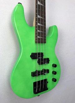 Jackson Jackson JS Series Concert Bass™ Minion JS1X, Rosewood Fingerboard, Neon Green
