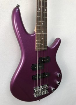 Ibanez Ibanez Gio Mikro 4 String Bass, Metallic Purple
