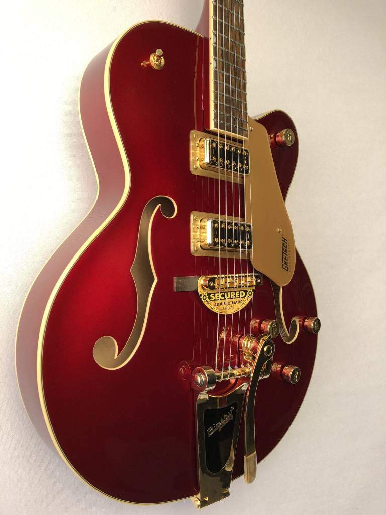 Gretsch Gretsch G5420TG-LTD, Candy Apple Red