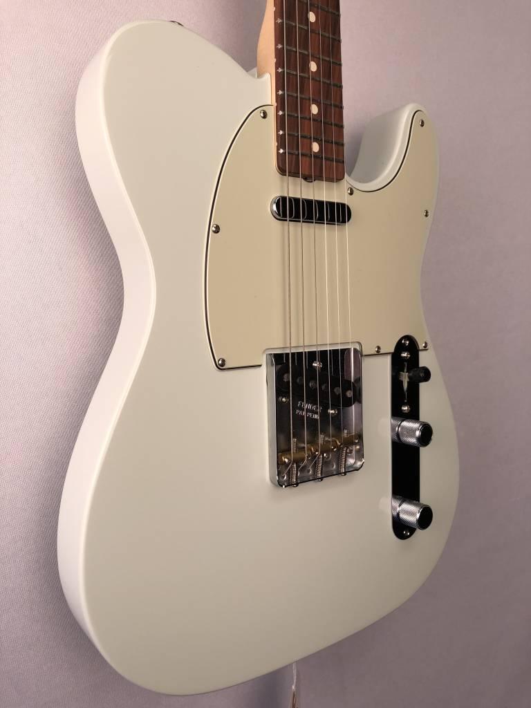 Fender Fender Classic Player Baja '60s Telecaster, Pau Ferro, Faded Sonic Blue
