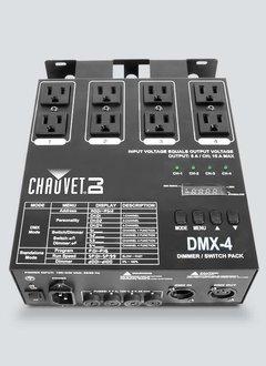 Chauvet DMX-4 Dimmer/Relay