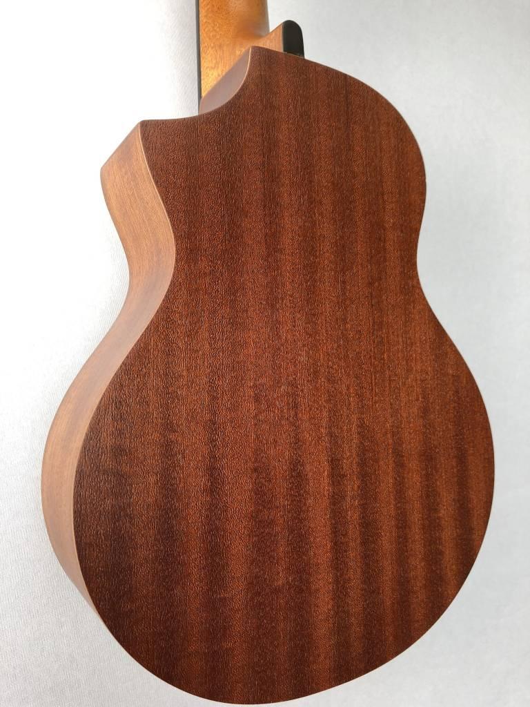 Ibanez Ibanez UEWT5E Acoustic/Electric Tenor Ukulele, Mahogany
