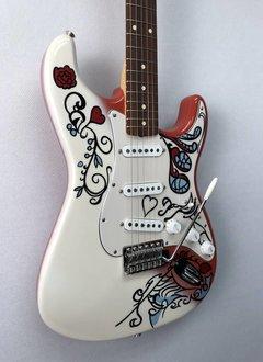 Fender Fender Jimi Hendrix Monterey Stratocaster®, Pau Ferro Fingerboard