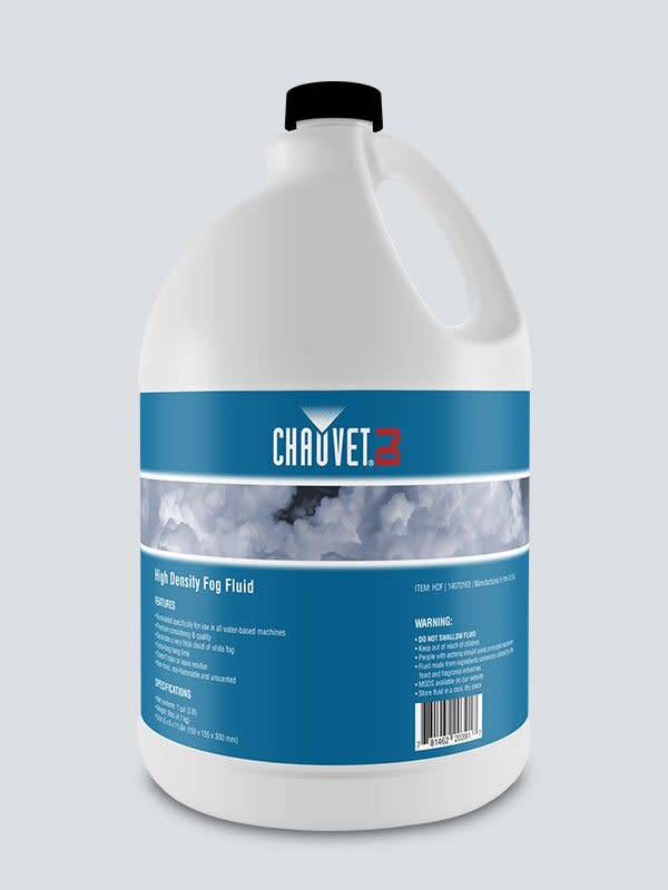 Chauvet HDF High Density FOG Juice