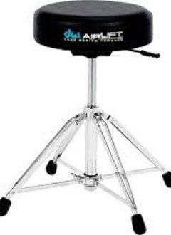 DW DW Drums 9000 Series Heavy-Duty Air Lift Throne, Round - DWCP9100AL