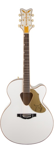 Gretsch Gretsch G5022CWFE RancherTM FalconTM Jumbo Acoustic / Electric, White