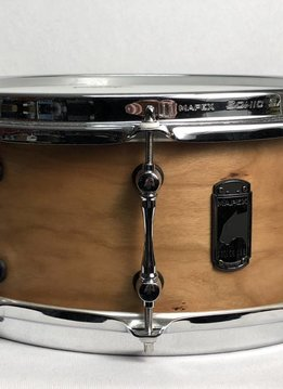 Mapex Mapex Black Panther Design 14x6 Cherry Bomb Snare Drum