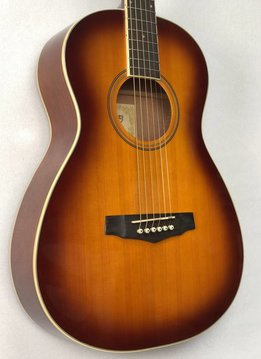 Ibanez Ibanez PN15BS Parlor Acoustic, Gloss Brown Sunburst