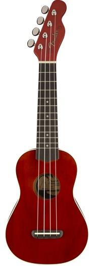 Fender Fender Venice Soprano Uke, Cherry