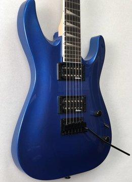 Jackson Jackson JS Series Dinky™ Arch Top JS22 DKA, Rosewood Fingerboard, Metallic Blue