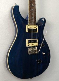 PRS PRS SE Standard 24, Trans Blue