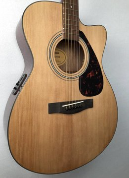 Yamaha Yamaha FSX315C Acoustic Guitar Natural