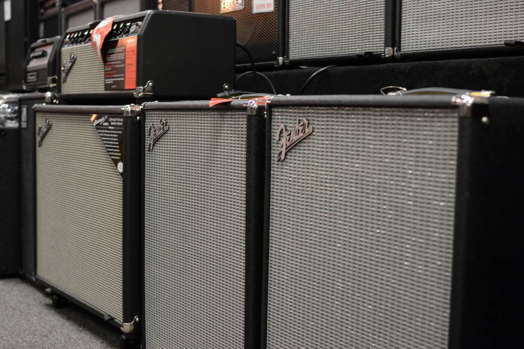 Bass Amp & Cabinets