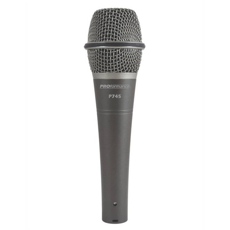 CAD CAD PROformance P745 Handheld Microphone