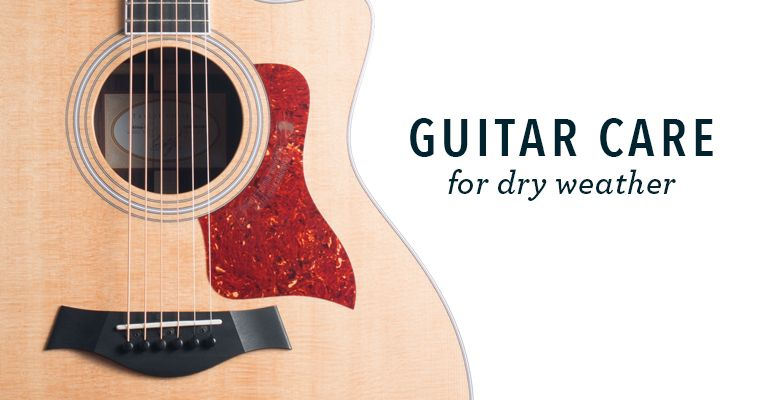 Guitar Care for Dry Weather: Avoiding Cracks
