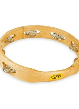 "LP CP by LP® 10"" Tambourine Single Row"