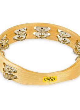 "LP CP by LP® 10"" Tambourine Double Row"