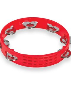 "LP LP® Aspire® 8"" Tambourine Red"