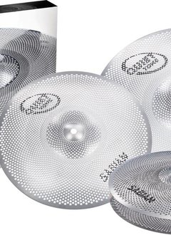 Sabian Sabian Quiet Tone 4pc Low Volume Practice Cymbals