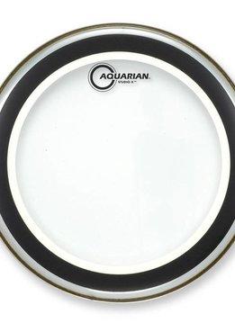 """Aquarian Aquarian 12"""" Studio-X Clear"""