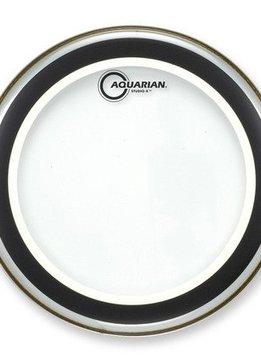 """Aquarian Aquarian 10"""" Studio-X Clear"""