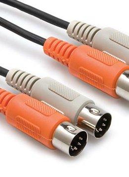 Hosa Hosa MID-202 2M Dual MIDI Cable
