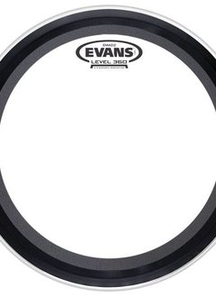 "Evans Evans 22"" 2 Ply EMAD Clear"