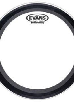 "Evans 22"" GMAD Clear Kick Head"