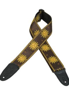 Levy's Levy's MPJG-SUN-BRN Sun Strap, Brown