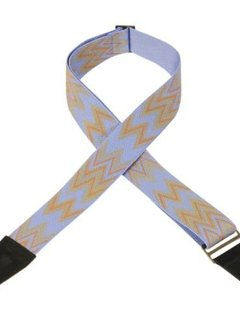"Levy's Levy's MC8ARZ-002 2"" Arizona Pattern Poly Strap"