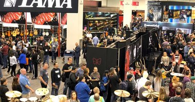 Winter NAMM 2018 Day Two