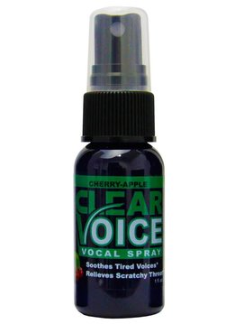 Clear Voice Cherry Apple Vocal Spray