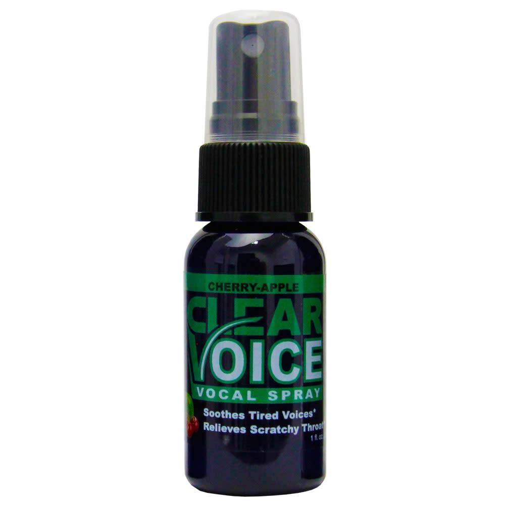 Clear Voice Cherry Apple Vocal Spray