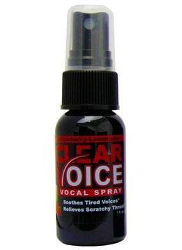 Clear Voice Strawberry Lemonade Vocal Spray