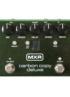 MXR MXR M292 Carbon Copy Deluxe Analog Delay