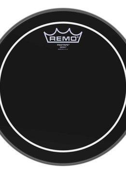 """Remo Remo 10"""" Pinstripe Ebony"""
