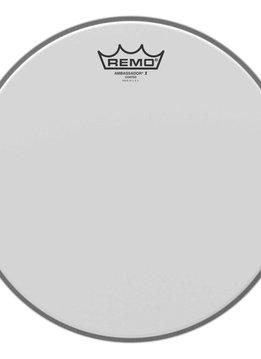 "Remo Remo 12"" Ambassador X Coated"
